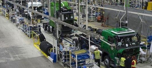 Raskere leveranser av ferdigbygde biler