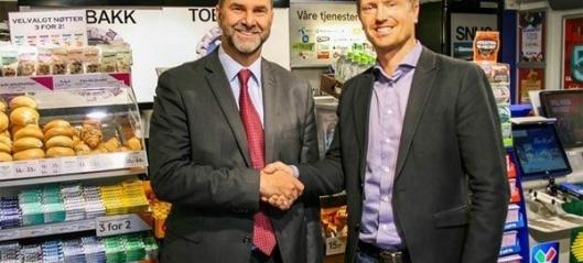 DHL tilbyr pakkehenting i Reitan-butikker