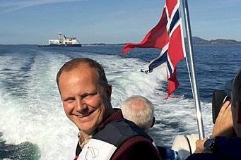 Solvik-Olsen satte sjøbein