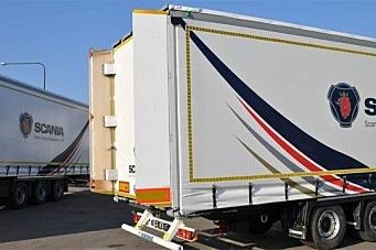 Skal sette vinger på lastebilene