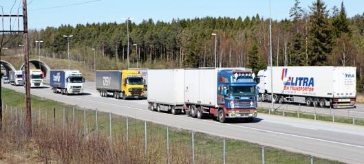 300.000 trailere skal vekk