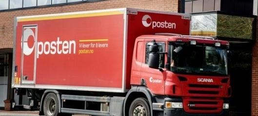 Posten kjøper 126 nye biler