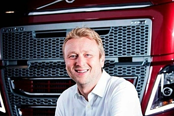 Ny Volvo-direktør