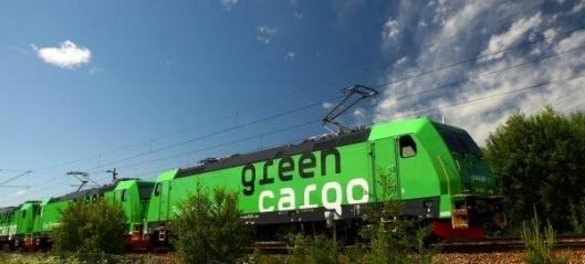 Green Cargo i Norges-støtet