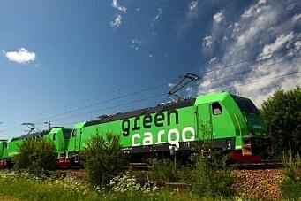 Green Cargo erstatter Cargolink