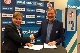 Kick off for PostNord-ligaen