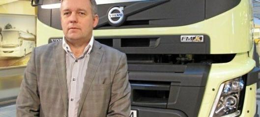 Engelien slutter i Volvo