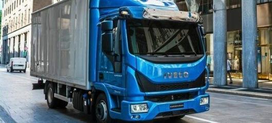 Årets lastebil i Europa
