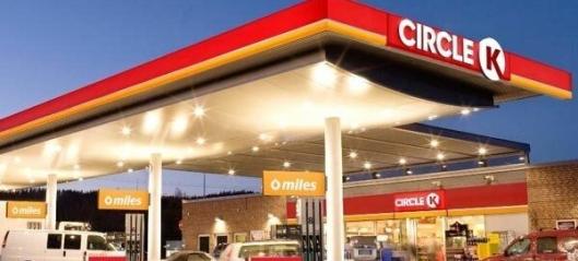 Statoil-stasjonene blir Circle K