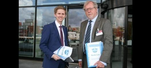 Nordic Link møtte statssekretæren
