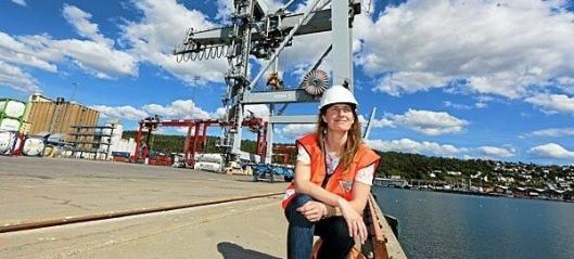 Oslo Havn vil kapre svensk gods
