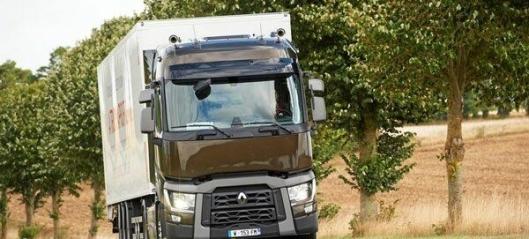 Scania styrker stillingen