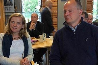 Solvik-Olsen ser blått hav
