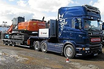 Scania slo tilbake i tyngste klasse