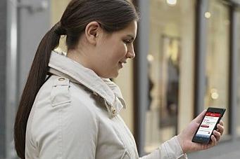 E-handelen er blitt mobil