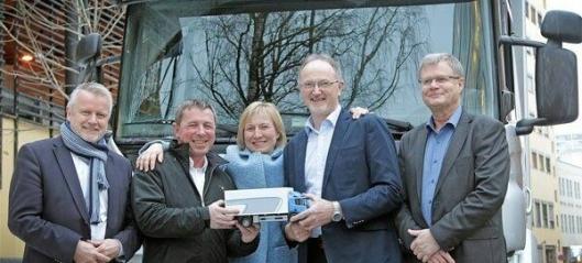 Tine kjøper Scania for 100 millioner
