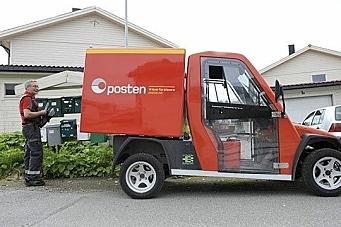 Kutt-suksess for Posten