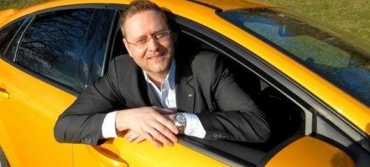 Ny toppsjef hos Ford Motor Norge