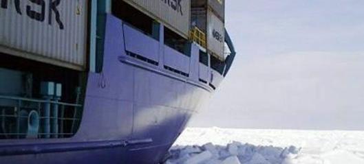 Maersk bestiller isklasse-skip