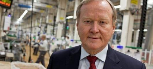 Leif Östling sparket fra VW