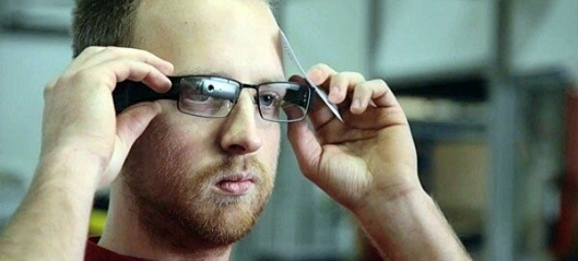 Smarte briller skal gi smart plukking