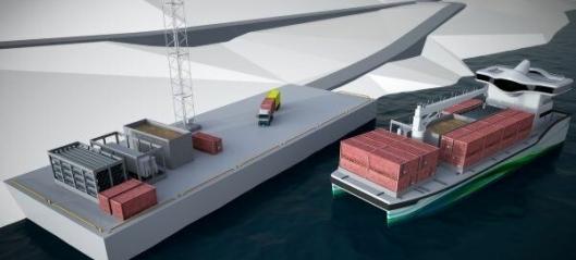 NCL lanserer Short Sea Pioner