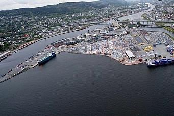 Avvikler utpekte havner