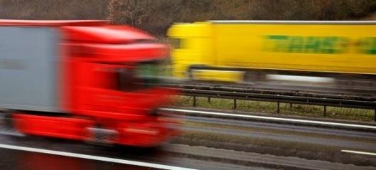 Innfører minstelønn for utenlandske sjåfører