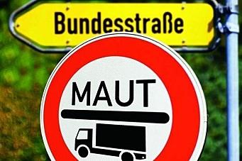 Tyskland utvider Maut-systemet