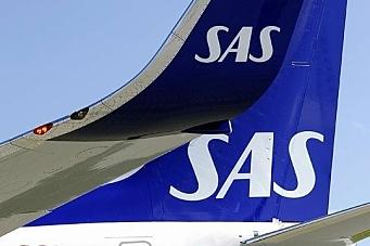 Schenker saksøker SAS