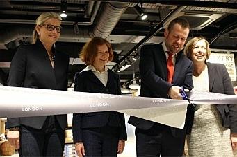Marks & Spencer valgte DHL i Norge