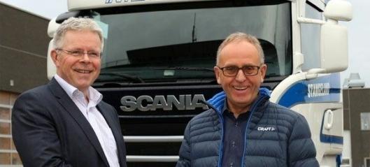 Kjøper minst 60 lastebiler i året