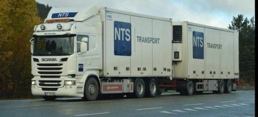 NTS Transport satser på fisk