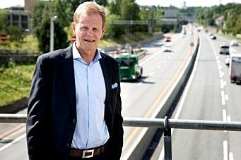 Are Kjensli vil ha tryggere vogntogtrafikk