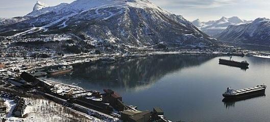 Fare for streik i Narvik Havn