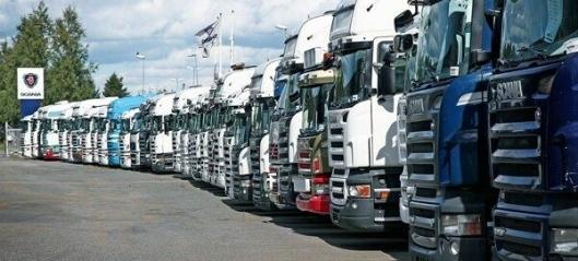 Norsk Scania innfører 12 måneder bruktbilgaranti