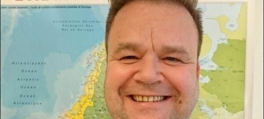 Robert Skaugrud leder Logistikkforeningen
