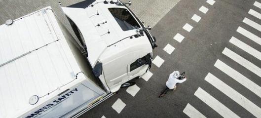 Volvo-system som «ser» alt