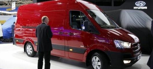 Hyundai med 3,5-tonner