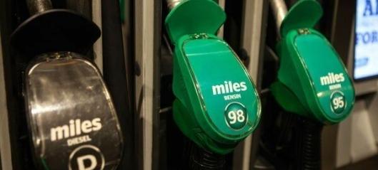 «Nytt» drivstoff sparer drivstoff