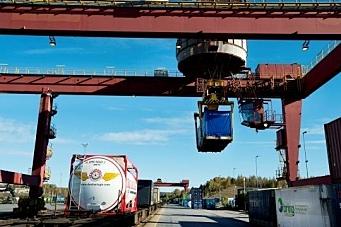 Ny godskorridor til Oslo
