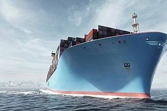 Færre containerskip