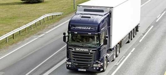 Scania øker salget
