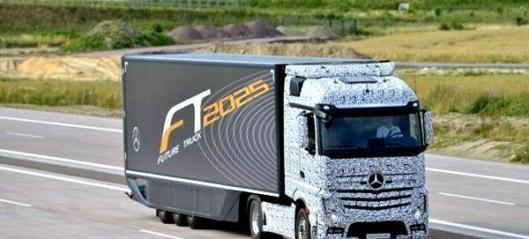 Verdenspremiere: Future Truck 2025