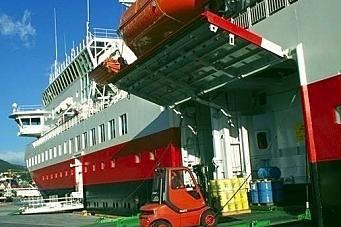 LO stoppet havneaksjonene