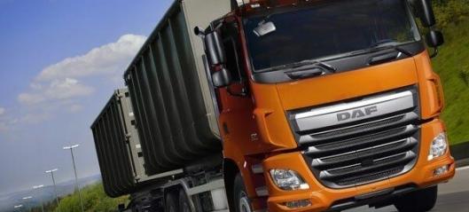 Nederland planlegger førerløse lastebiler