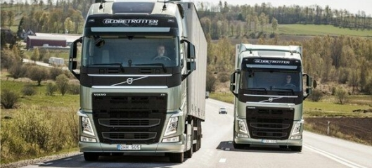 Volvo Trucks lanserer dobbelclutch