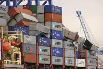 Må finne 500 tapte containere