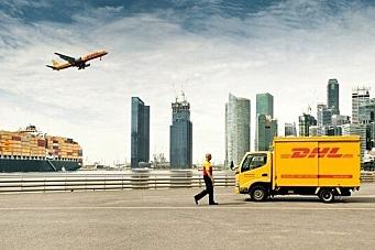 Logistikk i endring