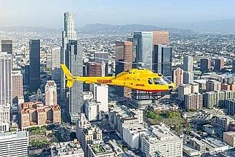 DHL med helikopter-ekspress